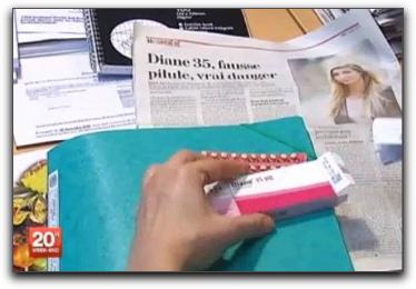 Pseudo-pilule Diane 35 : on se calme ! - Atoute.org